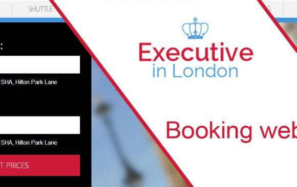 Executive in London