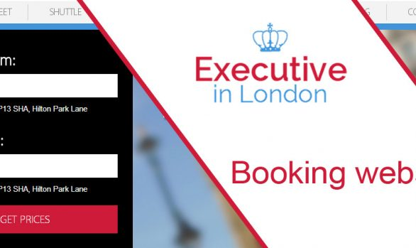 Executive in London